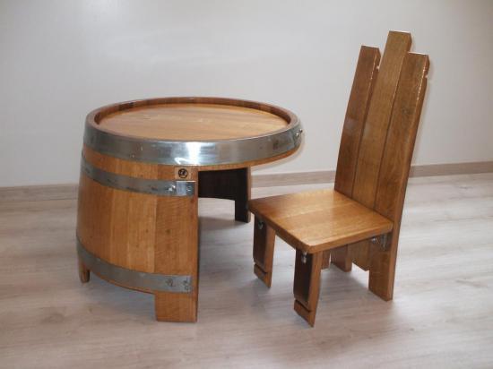 bureau et chaise d'enfant  120€