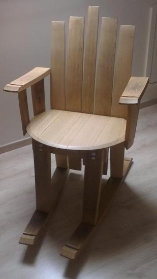 rocking chair 140€